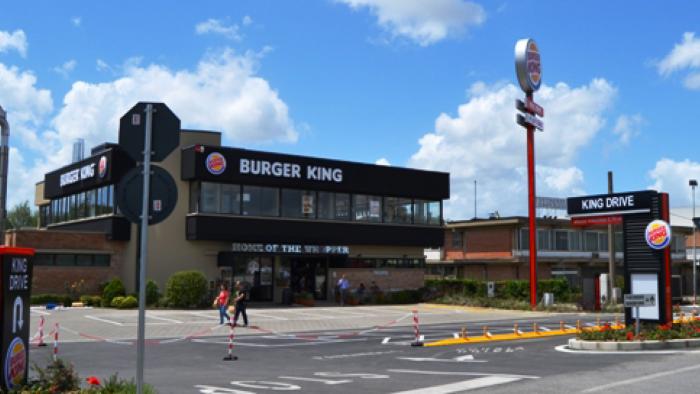 Empoli - Burger King