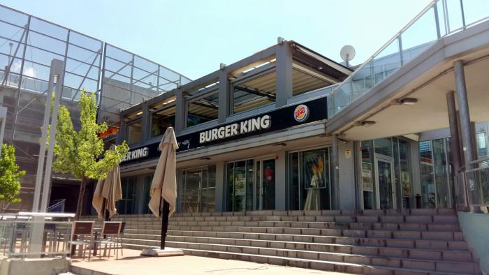 Piazza Alberti - Firenze - Amico Burger King