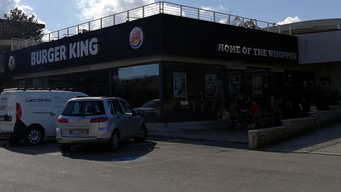 Ponte a Ema - Firenze - Amico Burger King