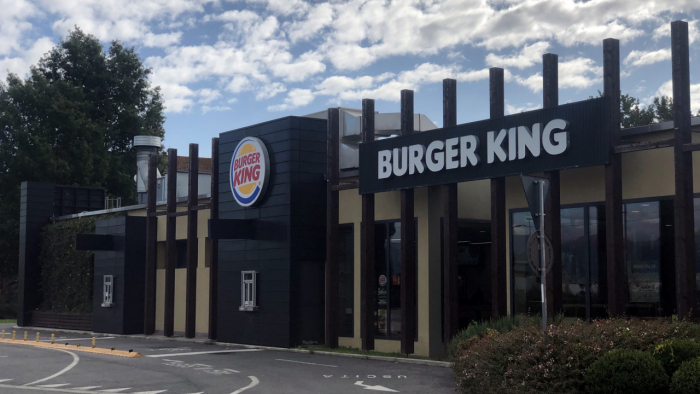 Massa e Cozzile - Montecatini - Amico Burger King