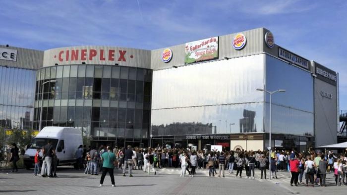Pontedera - Pisa - Burger King