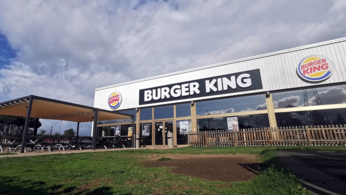 Livorno - Amico Burger King
