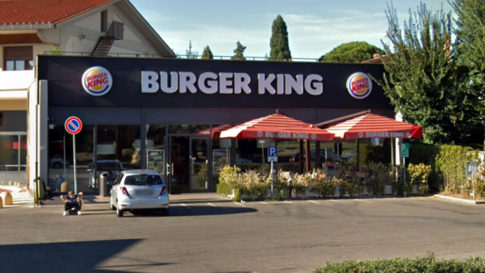 Arezzo Burger King