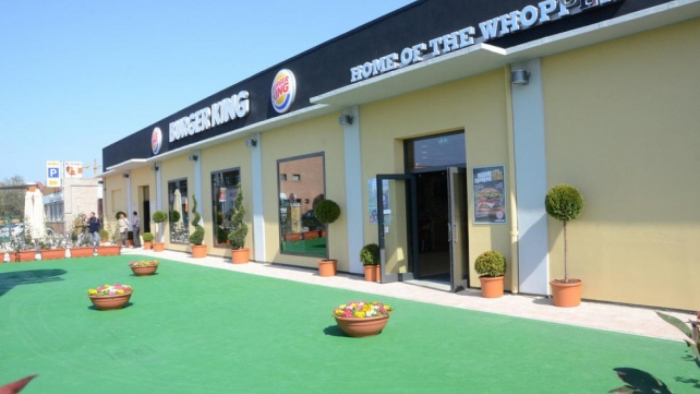 Grosseto Burger King