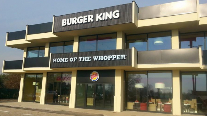 Vittuone Burger King