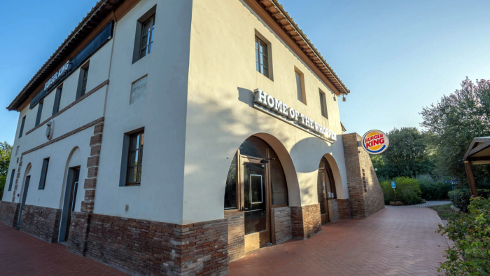 San Vincenzo Burger King