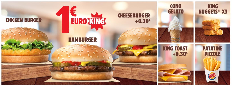 EUROKING! - Amico Burger King