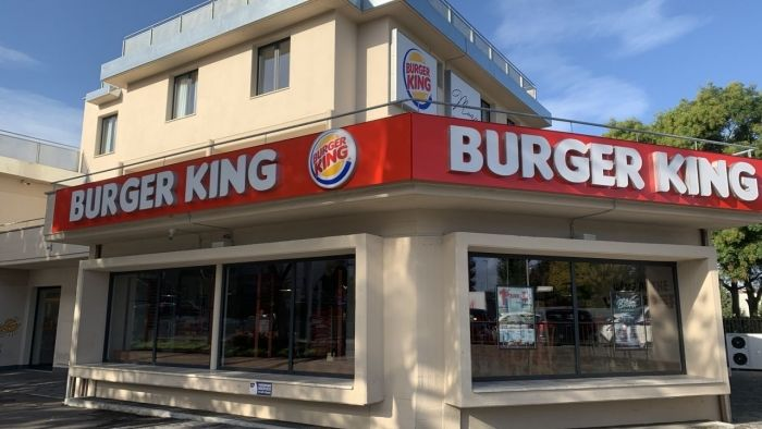 Burger King Firenze Via Foggini