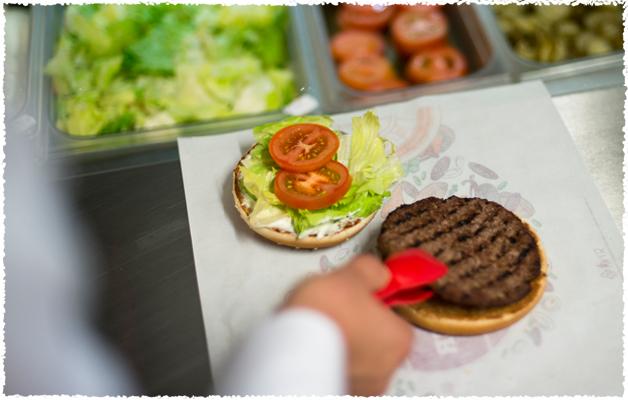 Amico Burger King